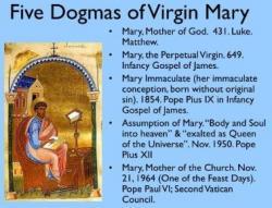 Đức Mẹ Maria (Phần I)